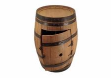 Finished Barrel Cabinet